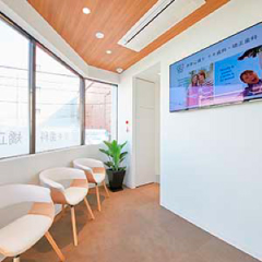 院内の内観・外観・設備 | 世田谷通りリキ歯科・矯正歯科