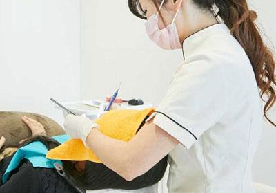 矯正治療中の予防処置