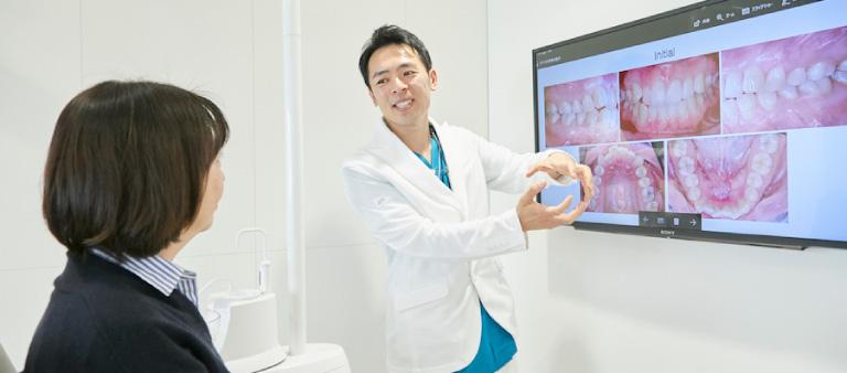 拡大鏡を使用している歯科医院は限られている