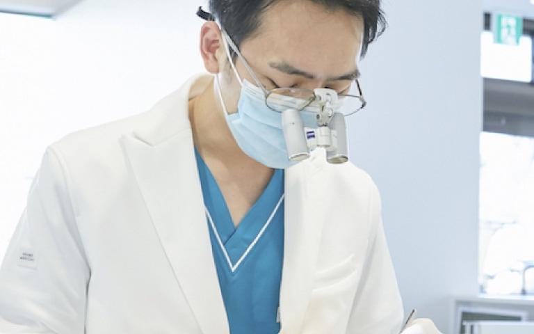 保存治療 | 世田谷通りリキ歯科・矯正歯科